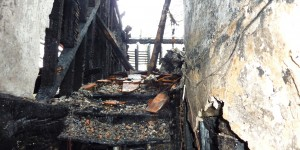 Fire insurance valuations damaged property