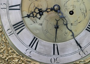 Malcom often carries out antiques valuations on longcase or grandfather clocks.